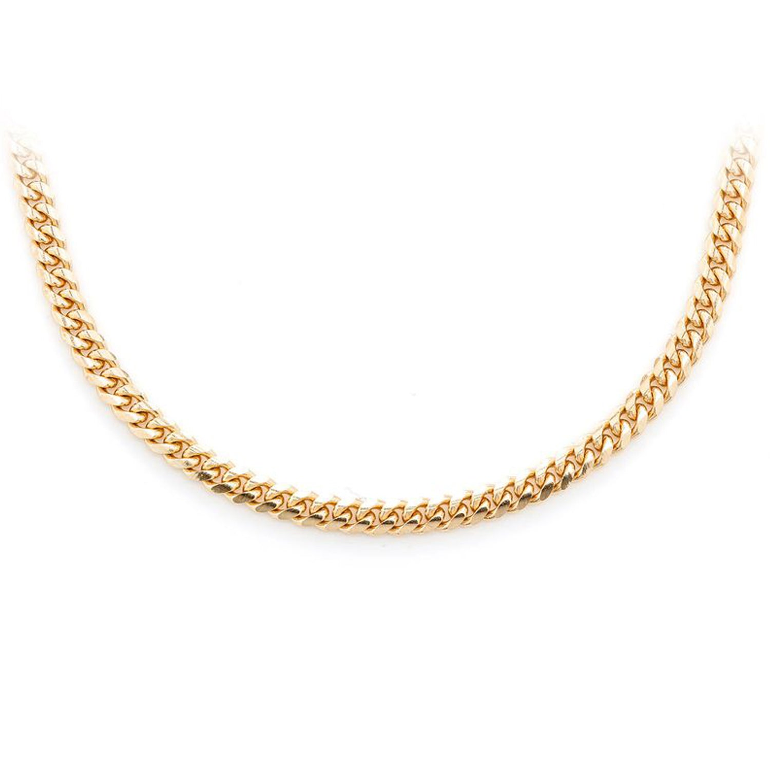 3.5mm Miami Cuban Chain