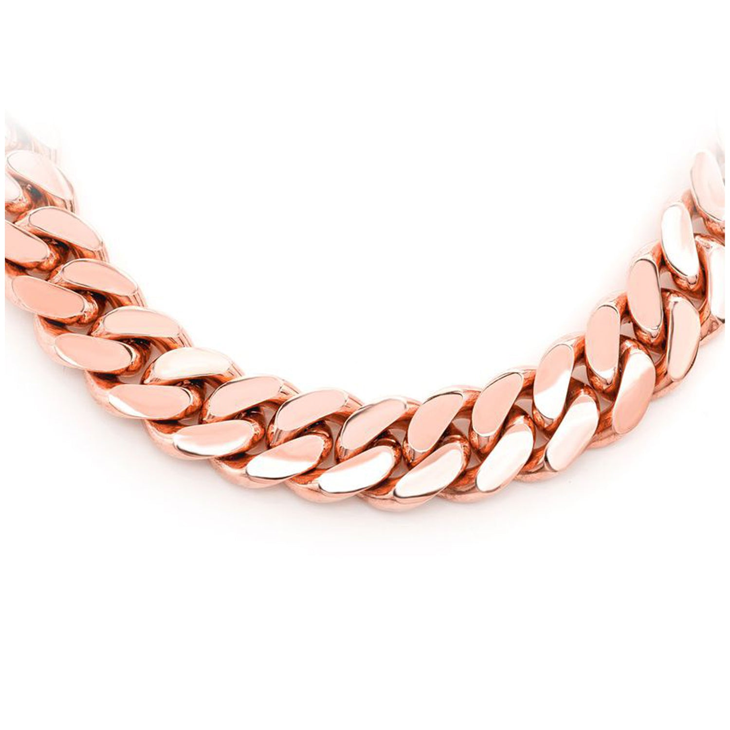 14mm Miami Cuban Chain