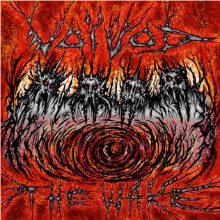 Voivod - the Wake LP