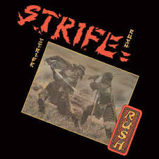 Strife - Rush Lp