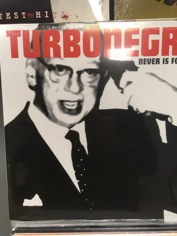 Turbonegro- never is forever lp
