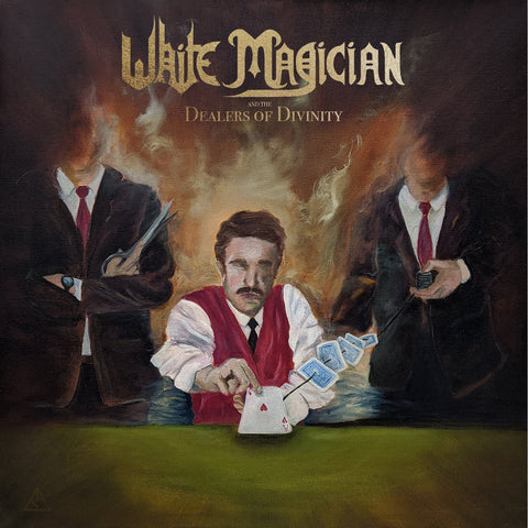 White magician- dealers of divinity lp