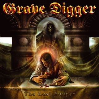 Grave digger - the last supper lp