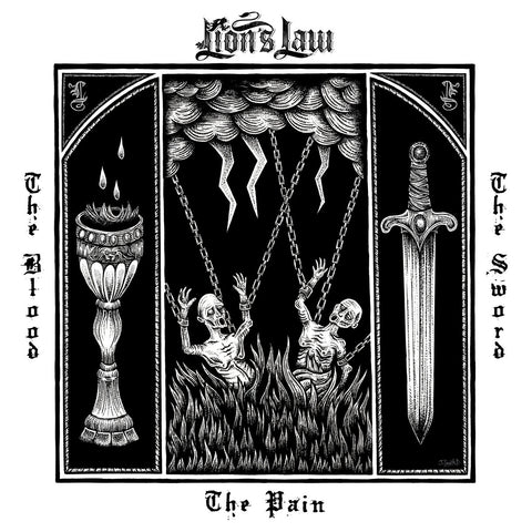 Lion's law - the pain , the blood and the sword