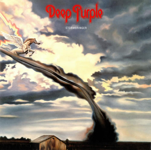Deep purple - Stormbringer lp