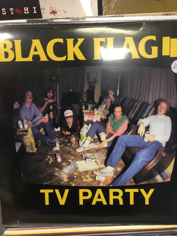 Black flag - tv party ep