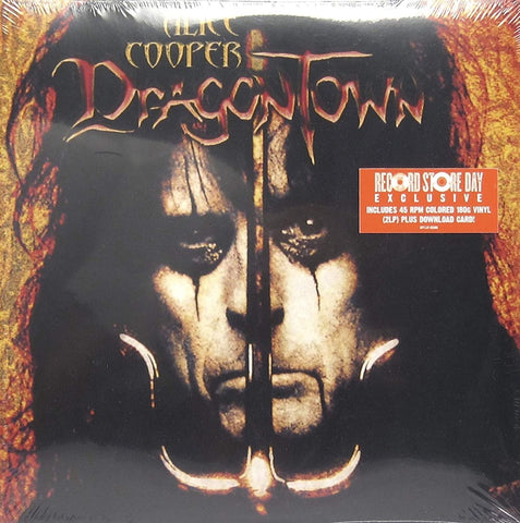 Alice Cooper - dragon town lp