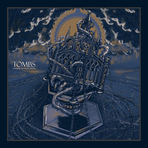 Tombs - under sullen skies lp
