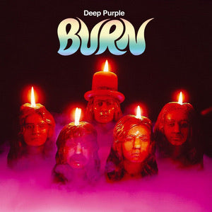 Deep purple- burn