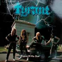 Tyrant - Legions of the dead LP