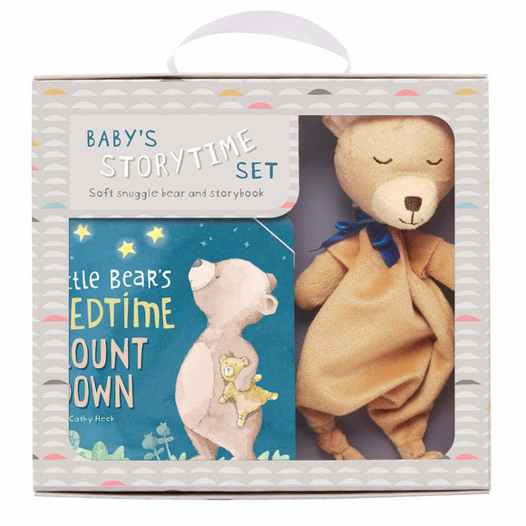 Bear Board Book Set