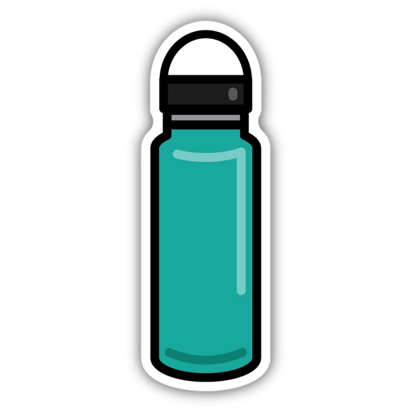 Stainless Water Bottle Sticker