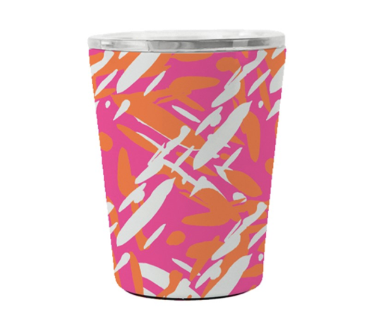 Stainless Coffee Tumbler Sunkissed