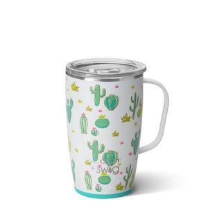 Swig 18 oz Mug Cactus Makes Perfect