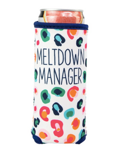 Beverage Sleeve Skinny Meltdown Manage
