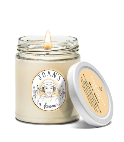 Warm Honey 8 oz Candle