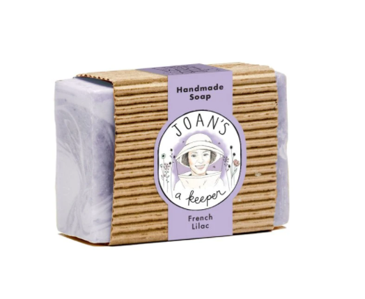 French Lilac Hand Made Soap