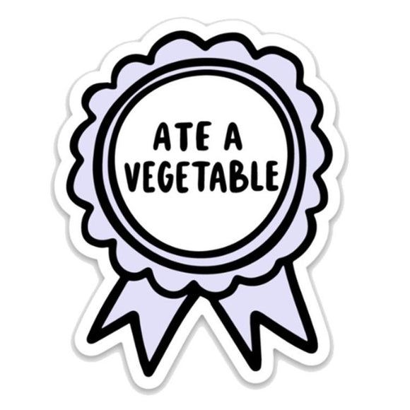 Ate a Vegetable Sticker