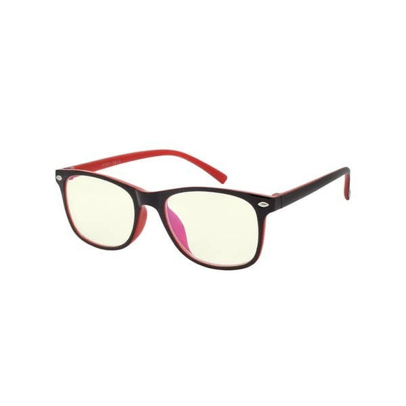 Blue Light Glasses - Red