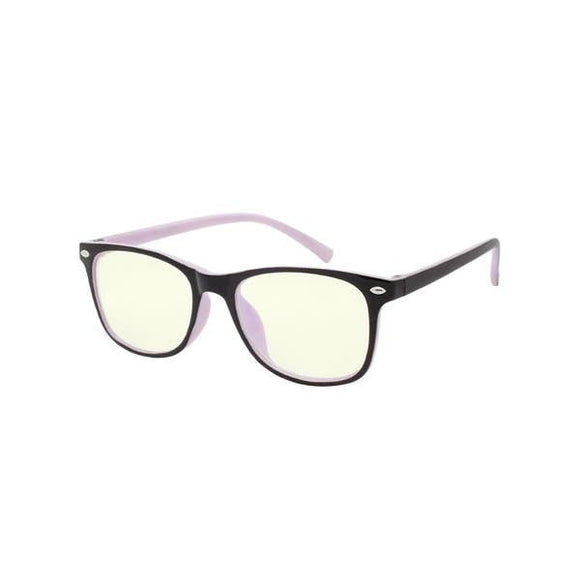 Blue Light Glasses - Light Pink