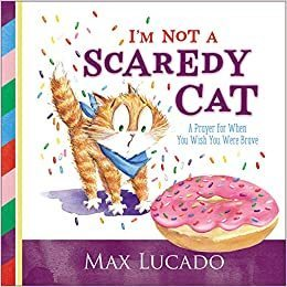 Not A Scaredy Cat Book