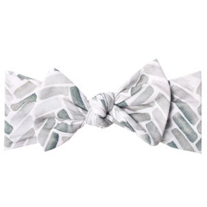 Alta Knit Headband Bow