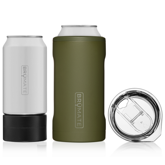 BruMate OD Green 3-in-1 Can Cooler