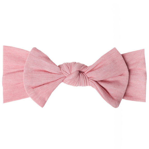 Darling Knit Headband Bow