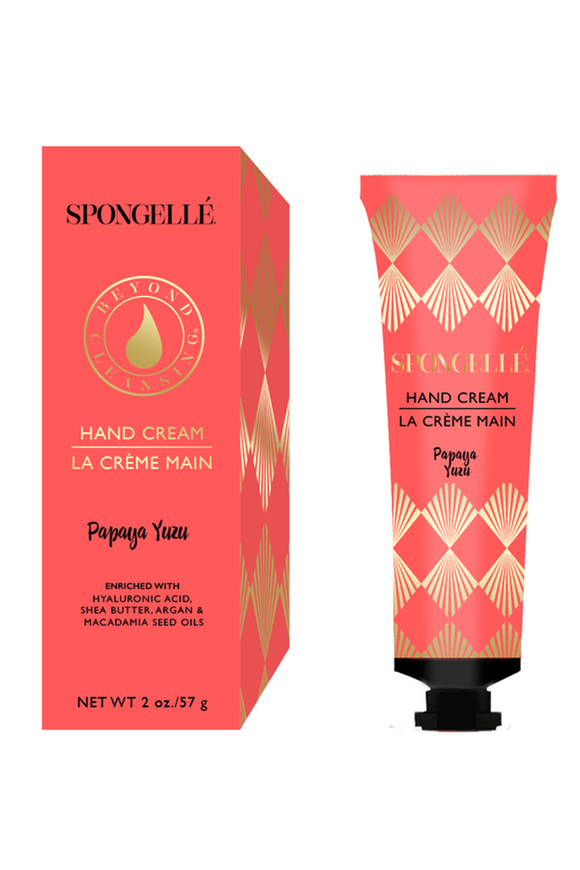 Papaya Yuzu Hand Cream