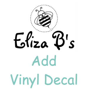 Add Vinyl Decal