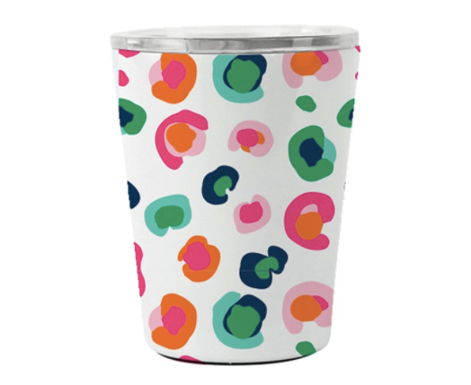 Stainless Coffee Tumbler Confetti Catwalk