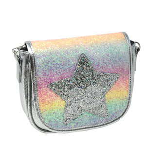 Starburst Shoulder Cross Body Bag - Multi