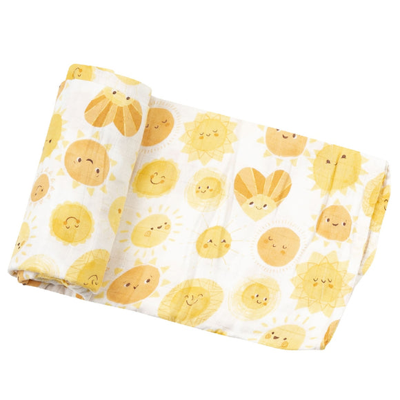 Sun Angel Dear Muslin Swaddle