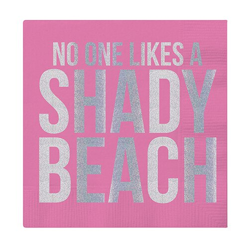 Shady Beach Napkin