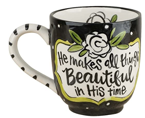 He Makes All Things Beautiful Mug