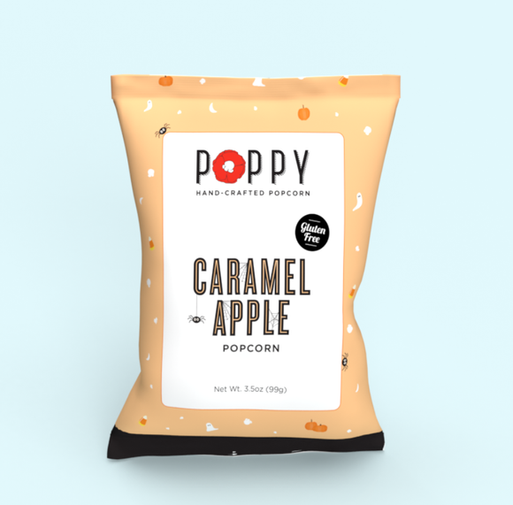 Caramel Apple Mini Popcorn