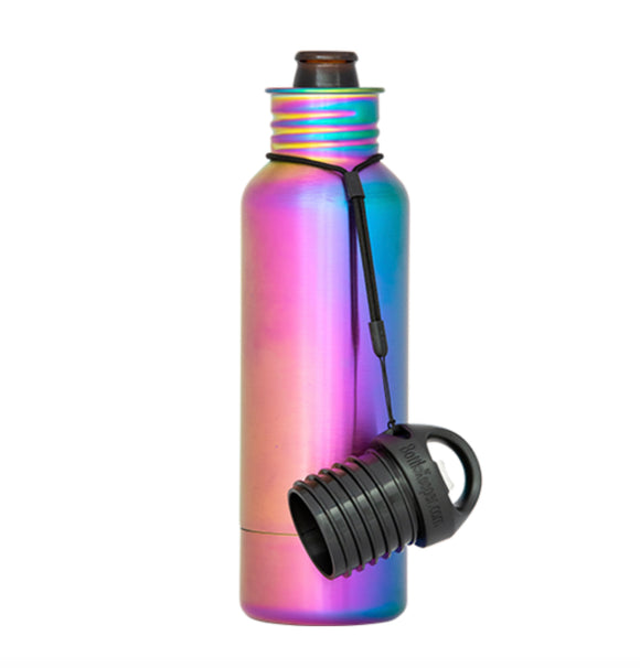 Bottle Keeper - Neo Chrome