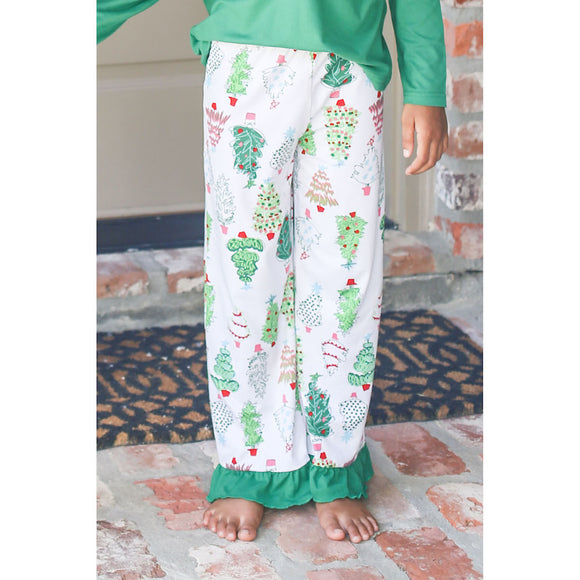 Youth Treeful Pajama Pants