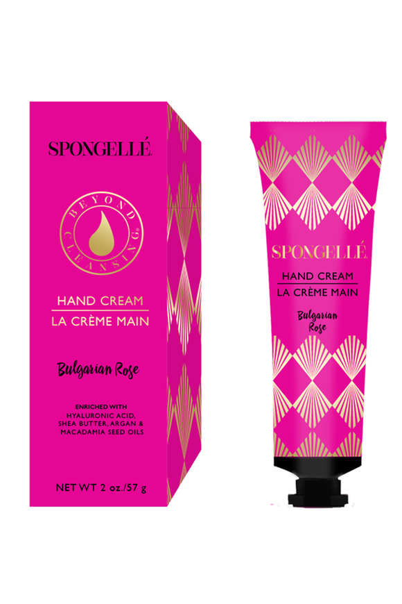 Bulgarian Rose Hand Cream