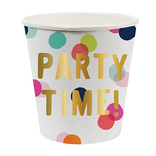 Party Time Dots Shot Cups