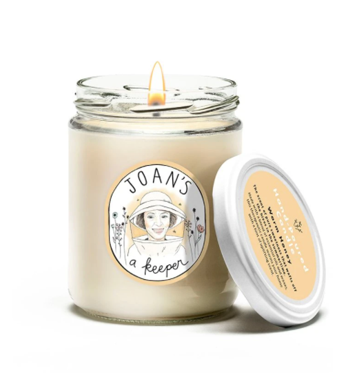 Warm Honey 16 oz Candle
