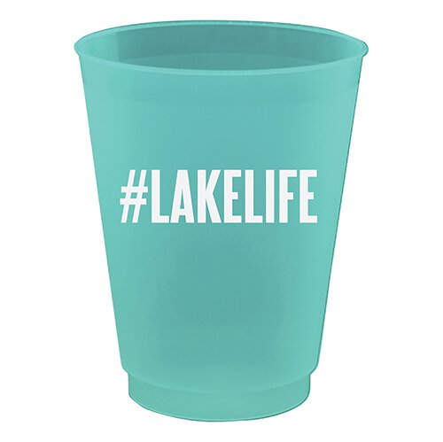 #LakeLife Cocktail Cups