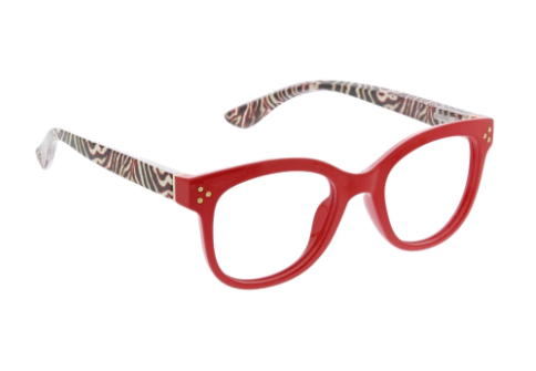 Peepers - Jungle Fusion Red/Zebra