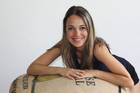 Elisa Co-founder of VAICACAO Sardegna