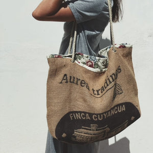 UPCYCLED ♻️ VAICACAO BAGS · Eco-friendly choices