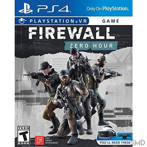 Firewall VR - PS4 - Shop Mundo Digital