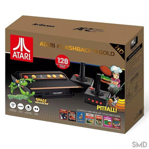 Console Atari Flashback 9 Gold Tec Toy - Shop Mundo Digital