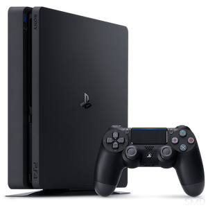 Combo Playstation 4 Slim - 500GB + 3 Jogos.