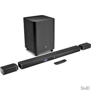 [variant_title] Soundbar JBL Bar 5.1 4K UltraHD Com Caixas Surround & Subwoofer sem fio Wireless Bivolt [product_type] Shop Mundo Digital [variant_title] [option1] [option2] [option3]