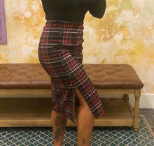 Load image into Gallery viewer, RD Style Plaid Skirt